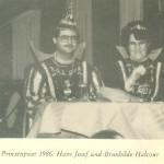 1986 Hans Josef Halcour & Brunhilde Halcour