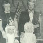 1976 Reinhold Haimüller & Marlene Peters